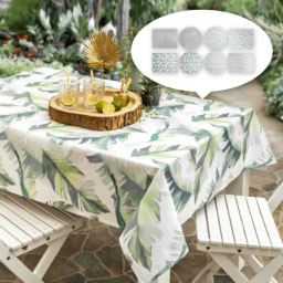 HOME CREATION® Toalha de Mesa Estampada