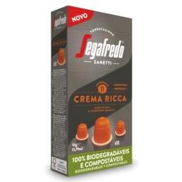 Segafredo®  Cápsulas de Café Compostáveis