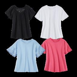 UP2FASHION® T-shirt, Tamanho Grande