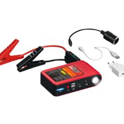 Ultimate Speed® Powerbank com Função de Arranque