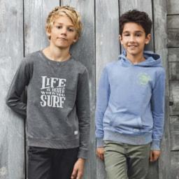 Sweat-shirt para Rapaz