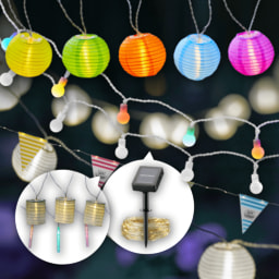 LIGHTZONE® Corrente de Luzes LED