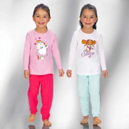 Pijama para Menina