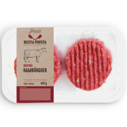JARUCO® Hambúrguer de Bovino