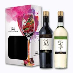 Pack Vinho Regional Reserva