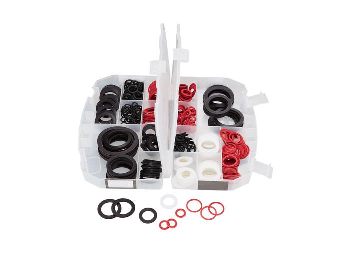 POWERFIX® Sortido de Anilhas de Vedação/O-rings