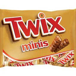Artigos selecionados Snickers / Twix
