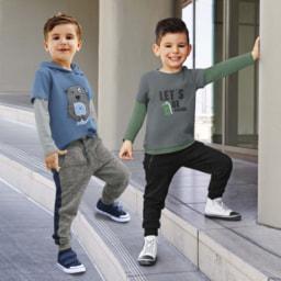 Calças de Treino para Rapaz