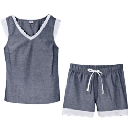 ESMARA®LINGERIE Pijama Curto para Senhora