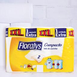 FLORALYS® Rolo de Cozinha XXL 2 Folhas