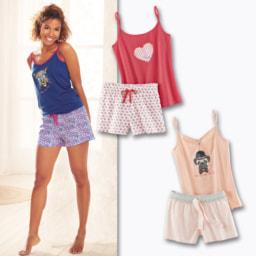 Pijama de Verão para Senhora