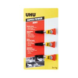 UHU® Super Cola 3x1 g