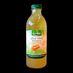 GUT BIO® Bebida de Aloé Vera Biológica com Mel