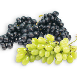 Uva Preta / Branca sem Grainha