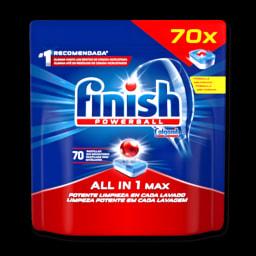 Detergente Máquina Loiça All In 1 Finish