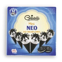 GELATELLI® Gelado Mini Cones Clássico / Neo