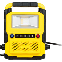 Parkside® Lanterna LED com Bluetooth® 25 W