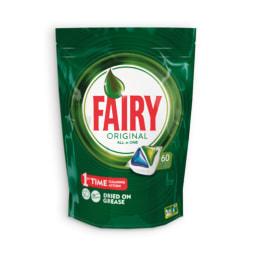 FAIRY® Cápsulas para Máquina All-In-One