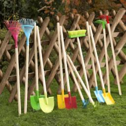 GARDEN FEELINGS® Ferramentas de Jardim para Criança