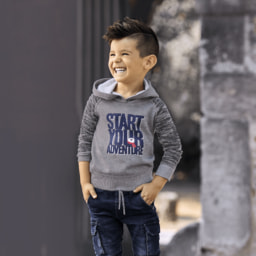POCOPIANO® Camisola para Rapaz