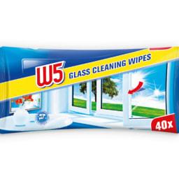 W5® Toalhetes Limpa-vidros