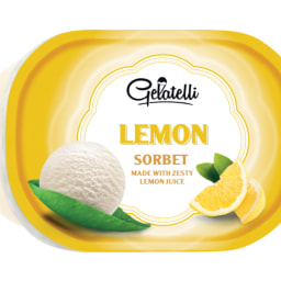 Gelatelli® Gelado Sorvete