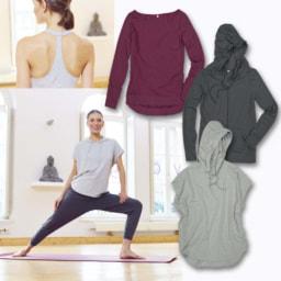 Casaco/Camisola Yoga para Senhora