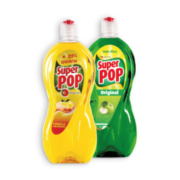 SUPER POP® Detergente para Loiça Limão / Maçã