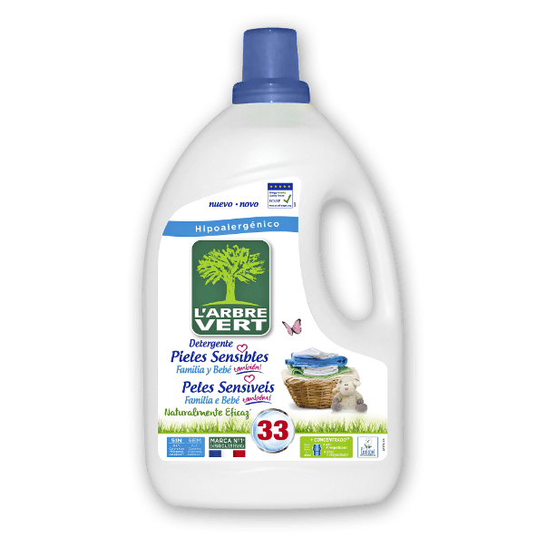 L'Arbre Vert Detergente Líquido para a Roupa