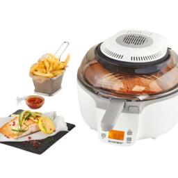 SILVERCREST® KITCHEN TOOLS Fritadeira de Ar Quente com Rotação 1450 W