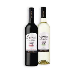 SERRAS DE AZEITÃO® Vinho Tinto / Branco / Rosé