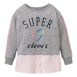 Lupilu® Camisola Sweat para Menina