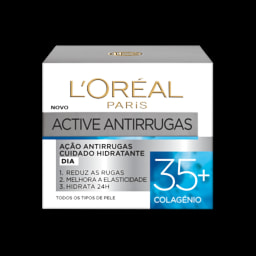 L'Oréal Creme Antirrugas Dia 35+