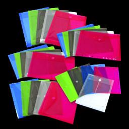 EXPERTIZ® Envelopes de Plástico