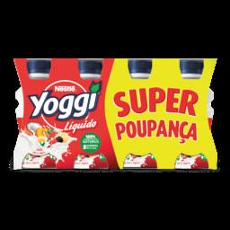Yoggi Iogurte Líquido Tutti-frutti
