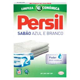 Persil®  Detergente em Pó Sabão Azul e Branco