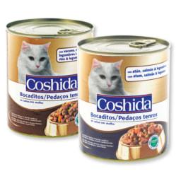 Coshida® Alimento em Pedaços para Gato