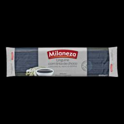 Milaneza Linguine com Tinta de Choco