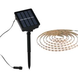 LIVARNO LUX® Fita de Luz LED Solar 3 metros