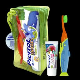 Pierrot Kit Dental Viagem para Criança