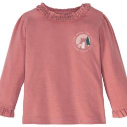 Lupilu® Camisola Algodão Orgânico para Menina