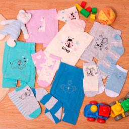 POCOPIANO® Collants/ Meias para Bebé