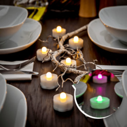 LIGHTZONE® Velas LED Decorativas