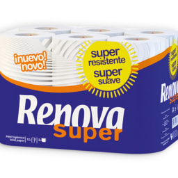 RENOVA® Papel Higiénico 2 Folhas