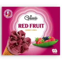 GELATELLI® Gelado Cone de Fruta