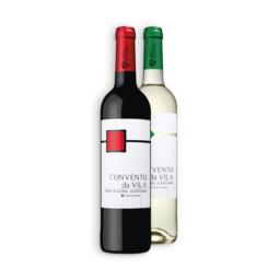 CONVENTO DA VILA® Vinho Tinto/ Branco Regional Alentejano