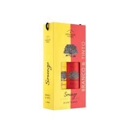 Sossego® Vinho Tinto + Branco Regional Alentejano Bipack