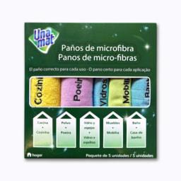 Panos de Microfibra