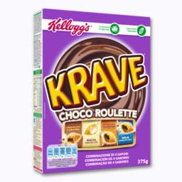 Cereais Krave Choco Roulette
