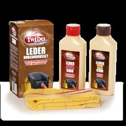 TWIDO® Conjunto de Limpeza para Couro
